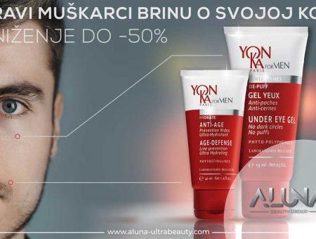 Yon-ka man -50%